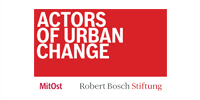 Actors of urban Change