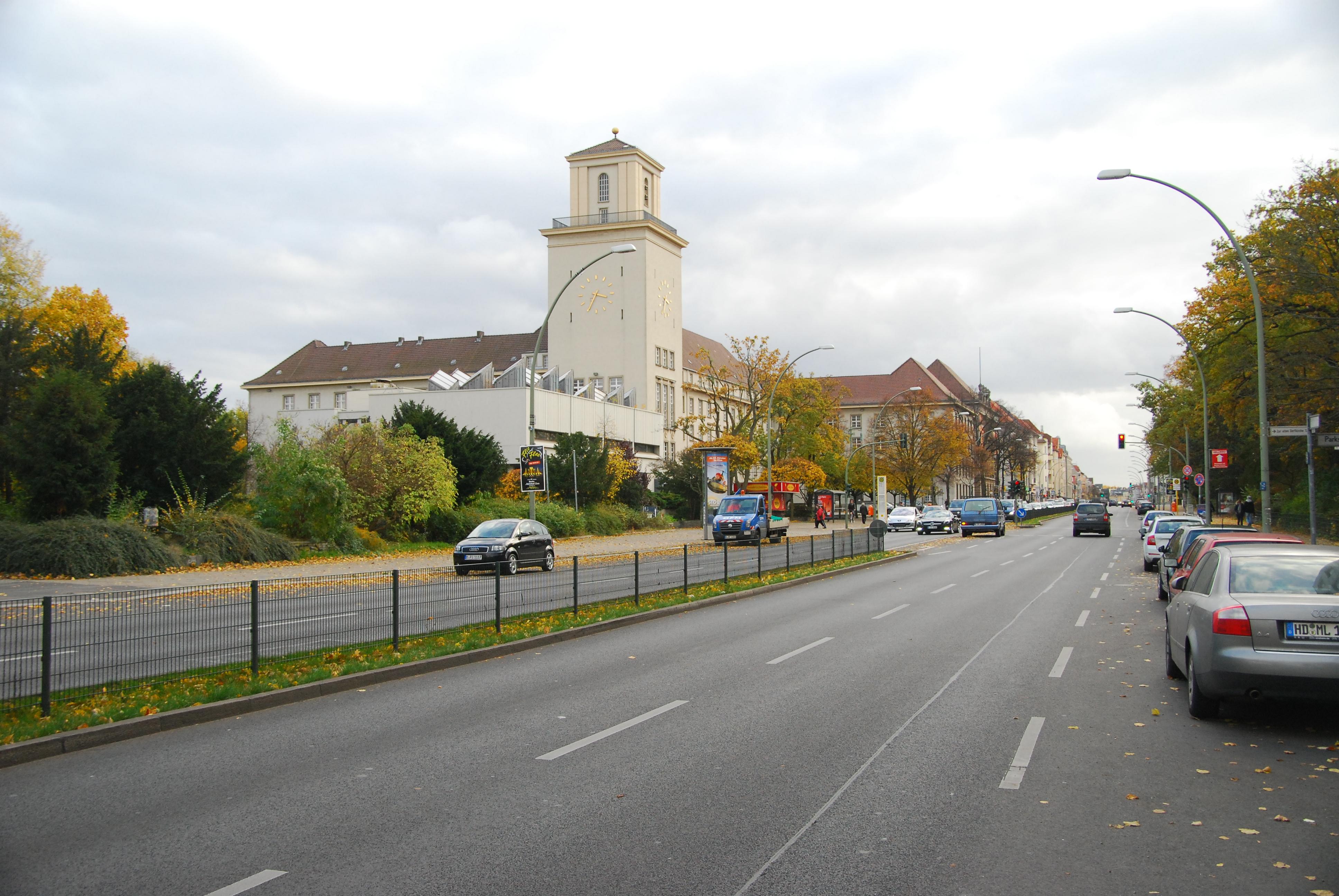 Tempelhofer Damm 165 Berlin